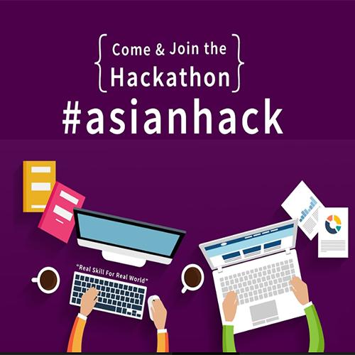 Asian Hack 2019 Full Details « Asian School of Management